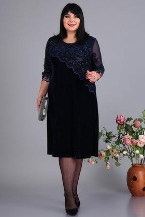 Платье Algranda 3649 синий