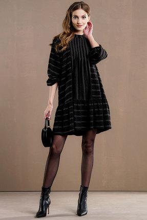 Платье Deesses 1073 черный