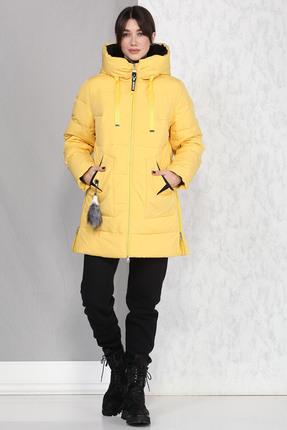 Куртка B&F 4015 желтый