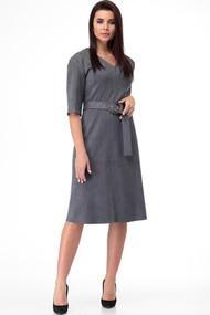 Платье Anelli 801 графит