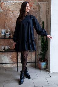 Платье Krasa 243-21 черный