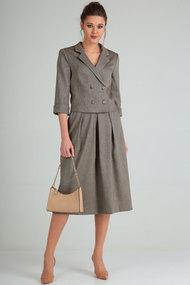 Комплект юбочный Viola Style 2655 серый