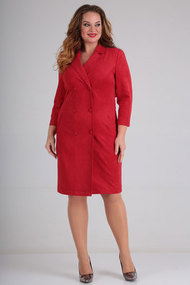 Платье SOVITA 772 красный