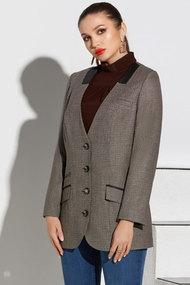 Жакет Lissana 4062/1 серый