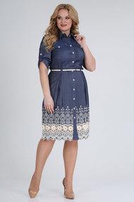 Платье SOVITA 650 синий