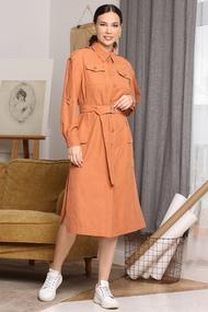 Платье Мода-Юрс 2648 терракот