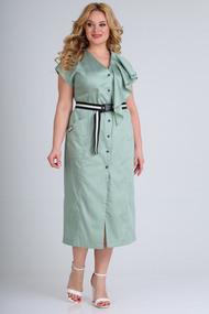 Платье Диамант 1664 мятный