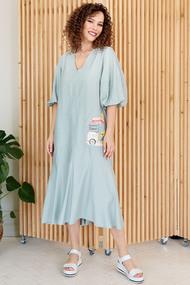 Платье Мода-Юрс 2666 мятный