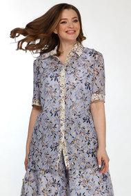 Блузка Belinga 5101 голубой
