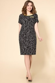 Платье Дали 4401 Чёрный