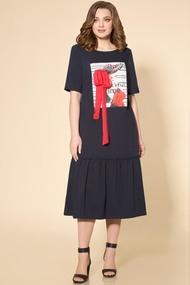 Платье Дали 5509 Чёрный