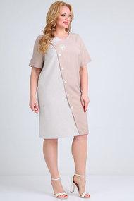 Платье Mamma moda м-714 розовые тона
