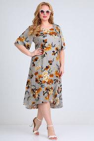 Платье Mamma moda м-680 серые тона