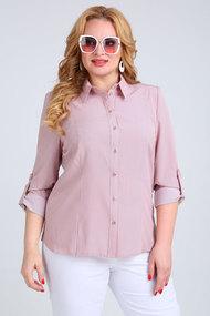 Блузка Mamma moda м-024 розовые тона
