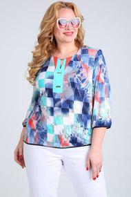 Блузка Mamma moda м-331 мультиколор