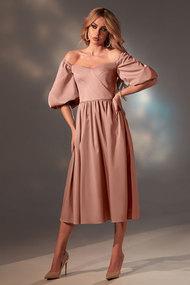 Платье Golden Valley 4744 розовые тона