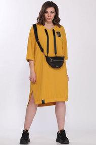 Спортивное платье Lady Secret 3675 желтый