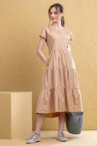 Платье Deesses 1099 песочный
