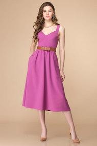 Платье Romanovich style 2149 сиреневые тона