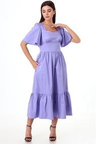 Платье Anelli 1058 Сирень
