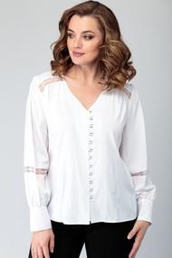 Блузка Anelli 827 Белый