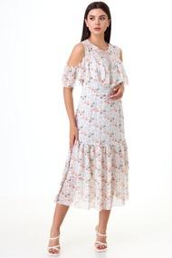 Платье Anelli 1043 Белый