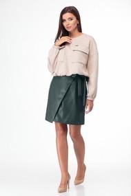Комплект юбочный Bonna Image 619-1 бежвый