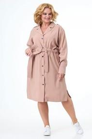 Платье Anelli 900-1 капучино