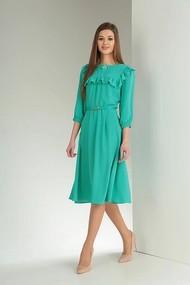 Платье TVIN 7489 бирюзовый