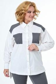 Рубашка Anelli 1105 белый