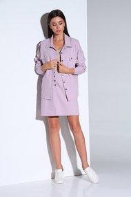 Комплект юбочный Andrea Fashion AF-159 лаванда