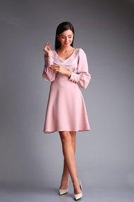 Платье Andrea Fashion AF-167 розовый