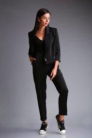 Комплект брючный Andrea Fashion AF-170 черный