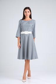 Платье TVIN 8187 синий