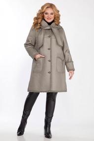 Пальто Matini 21024 хаки
