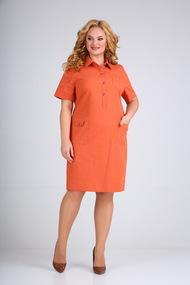 Платье Mamma moda 600 морковный