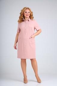 Платье Mamma moda 600 розовый