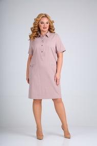 Платье Mamma moda 600 сиреневый