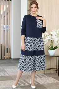 Платье Мода-Юрс 2652 синий