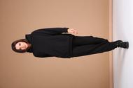 Спортивный костюм Juliet Style 176-9 чёрный