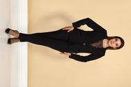 Комплект брючный Juliet Style D220 чёрный