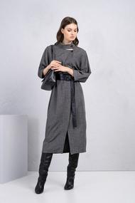 Платье Deesses 1108 серый