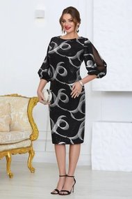 Платье Lissana 4423 черный