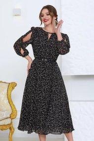 Платье Lissana 4384 черный