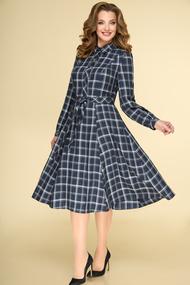 Платье Дали 5520 черный