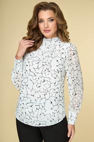 Блузка Дали 4423 белый