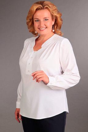 Блузка Асолия 0995 белый