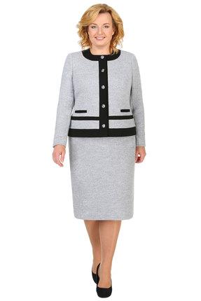 Комплект юбочный Линия-Л А797 светло-серый