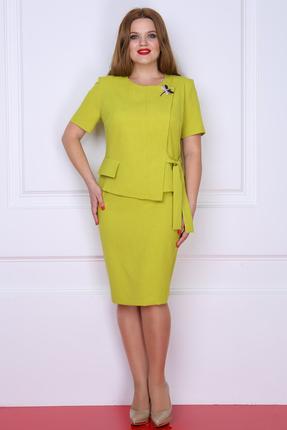 Комплект юбочный Milana 820 желто-зеленый