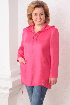 Куртка Асолия 3011 розовый фото